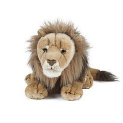 Knuffel Leeuw groot, 45 cm