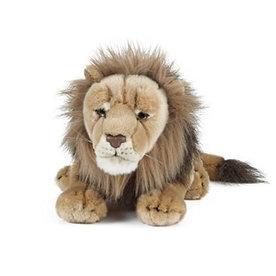 Living Nature Knuffel Leeuw groot, 45 cm