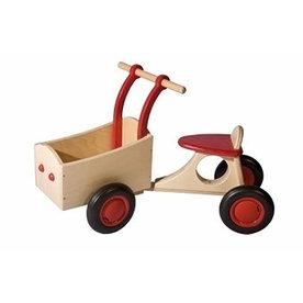 Van Dijk Toys Kinderbakfiets Rood, van Dijk Toys