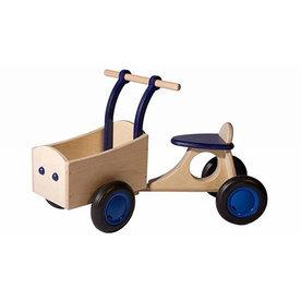Van Dijk Toys Kinderbakfiets  Blauw, van Dijk Toys