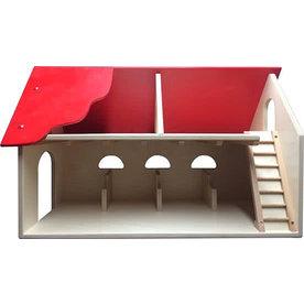 Van Dijk Toys Houten Boerderij, van Dijk Toys
