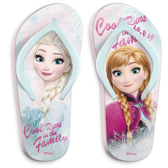 Frozen Slippers Anna en Elsa