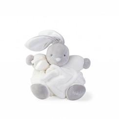 Knuffelkonijn wit, 25 cm