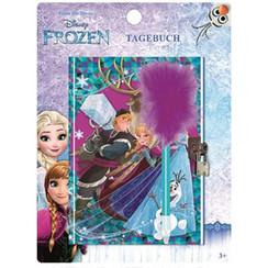 Frozen dagboek met Pen