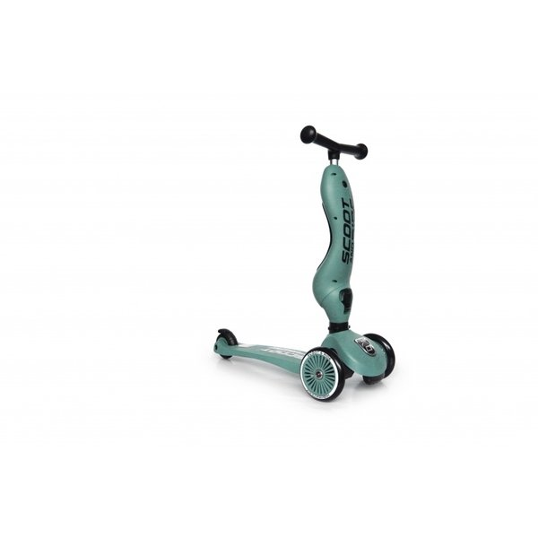 Scoot and Ride Scoot and Ride - Highwaykick 1 - Forest blue