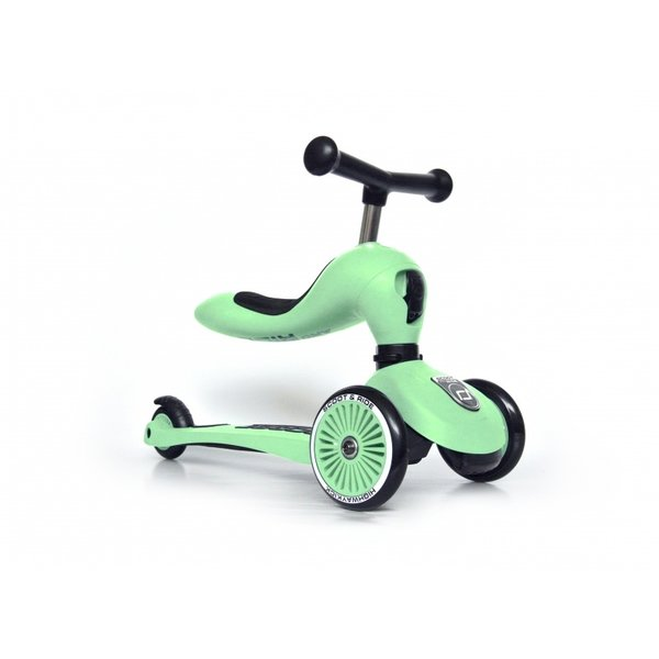 Scoot and Ride Scoot and Ride - Highwaykick 1- Kiwi groen
