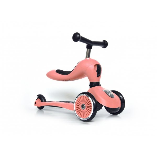 Scoot and Ride Scoot and Ride - Highwaykick 1- Peach