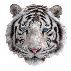 Madd Capp I am White Tiger puzzel 300 stukjes