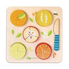 Tender  Leaf Toys puzzel Citrus hout junior