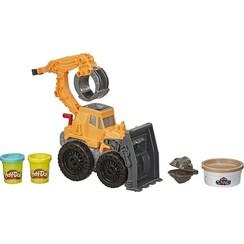 Play - Doh  Graafmachine met voorlader