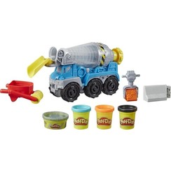 Play - Doh Cement truck