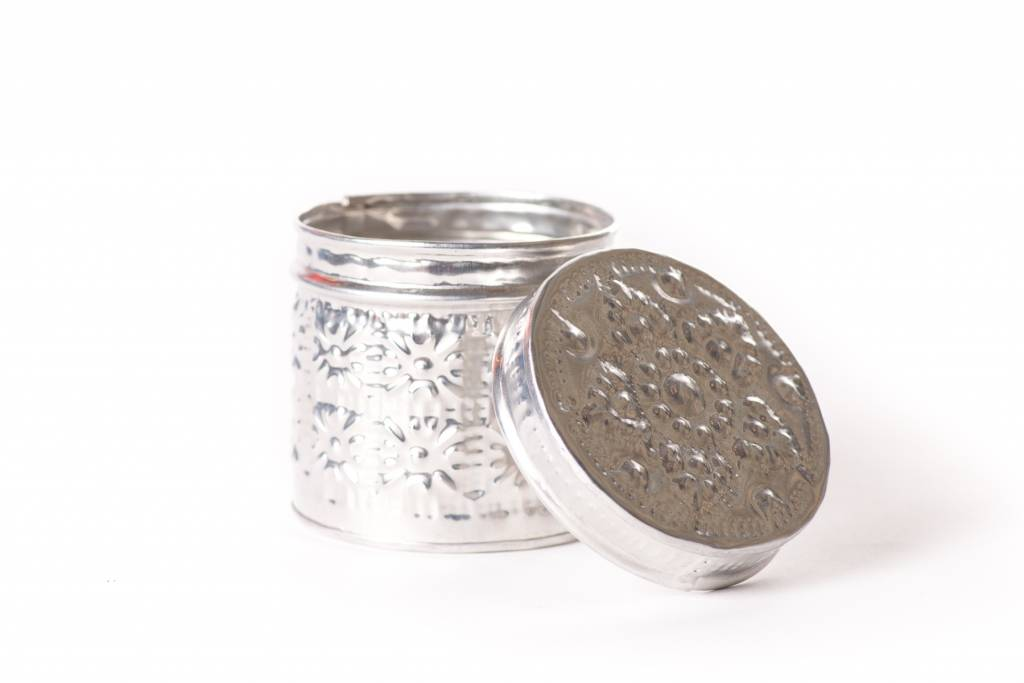 Bali Beach Aluminium POT GROOT