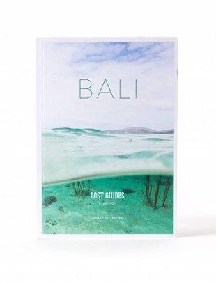 Bali Beach Boek Bali lost guides