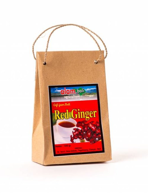 bali coffee company Red ginger thee