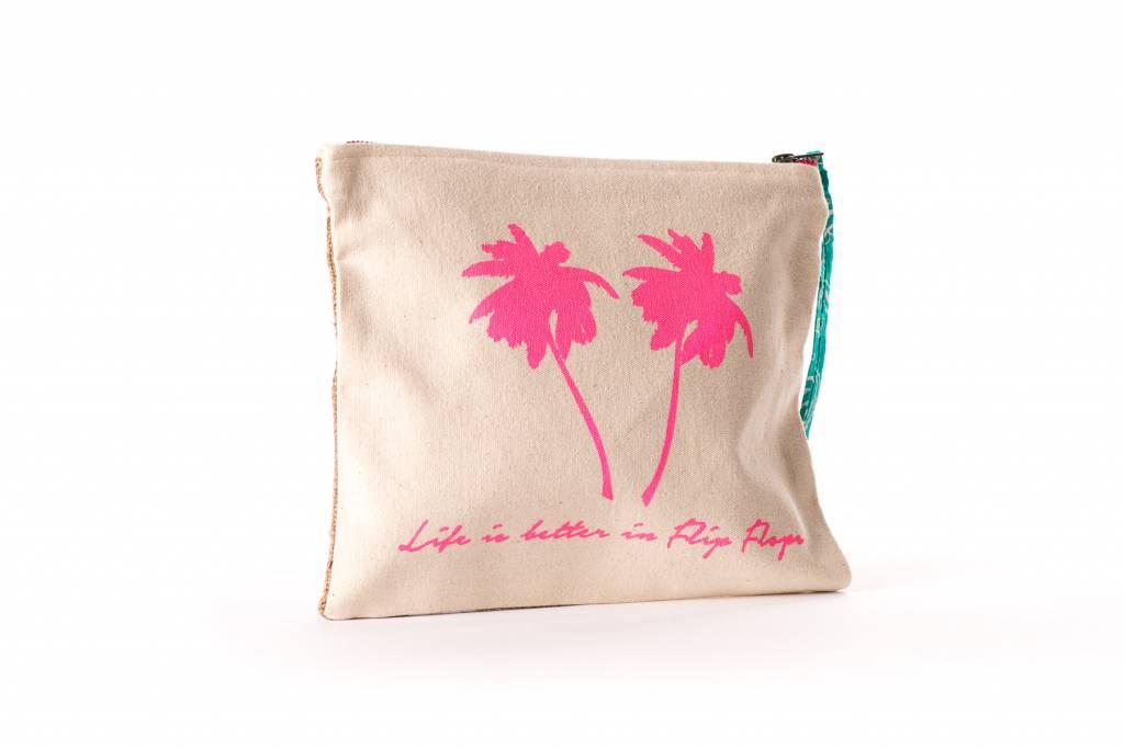 Always in Bali bikini bag