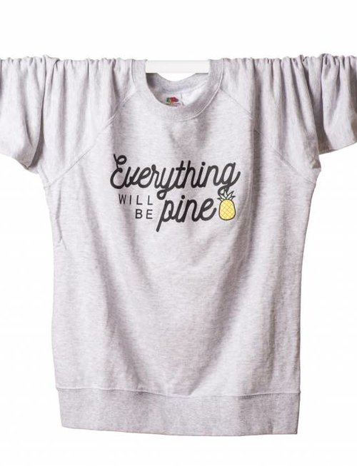 Bali Beach sweaters ADULT everything will be pine