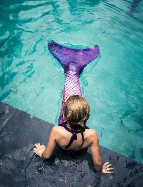 Bali Beach zeemeermin zwemstaart