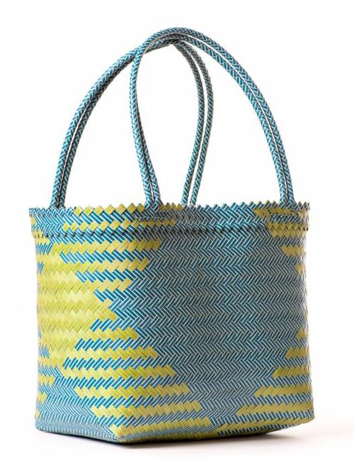 market bag shopping tas  gerecycleerd  medium