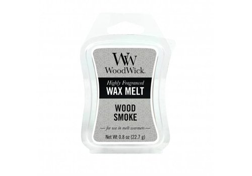 WOODWICK Wood Smoke Mini Wax Melt WoodWick