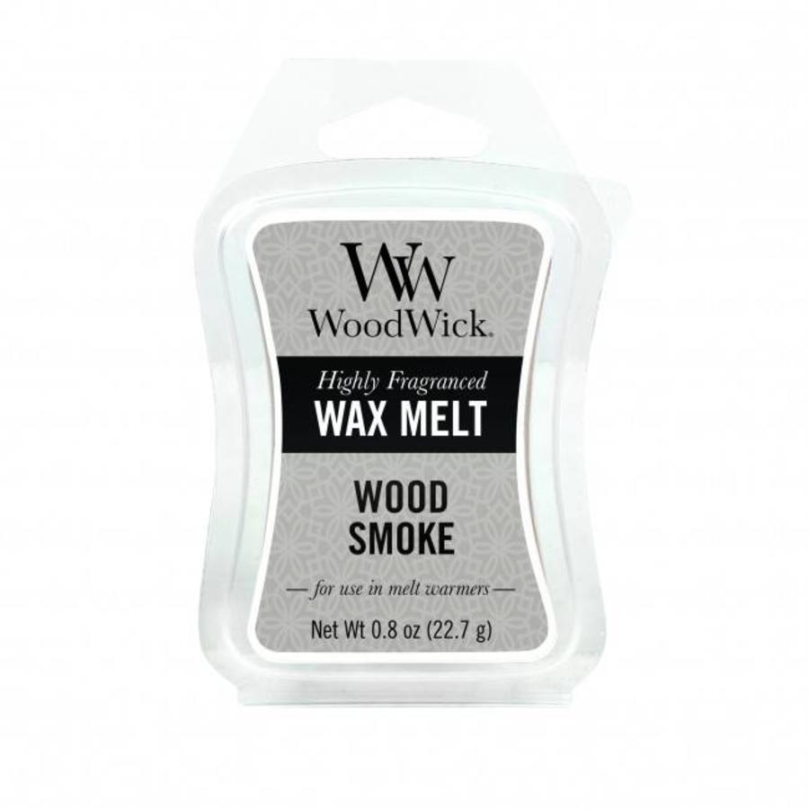 Wood Smoke Mini Wax Melt WoodWick-1
