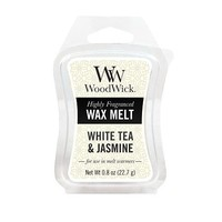 thumb-White Tea & Jasmine Mini Wax Melt WoodWick-1
