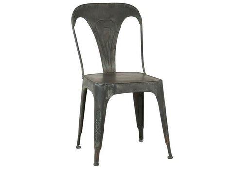 IB LAURSEN Chair metal Alex