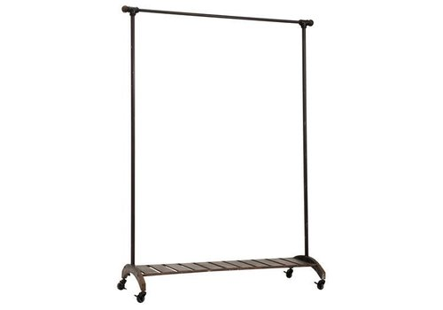 Clothes rack metal
