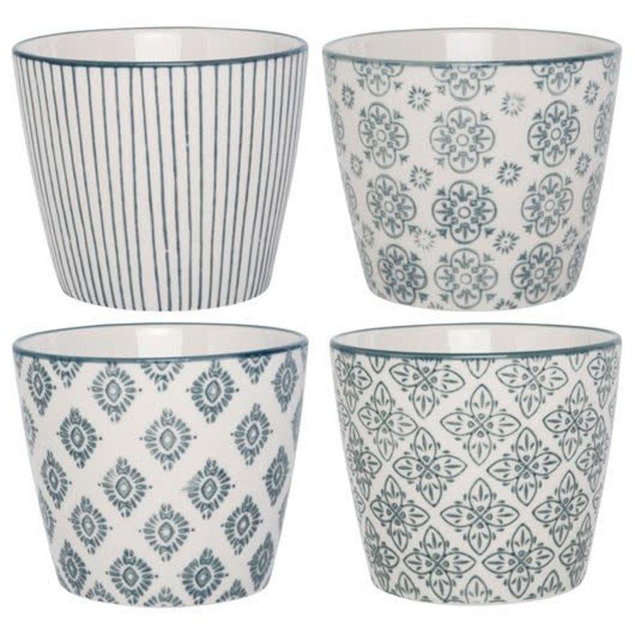 Flower pot Casablanca 4 ass-1
