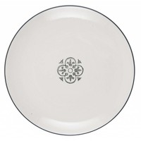 Lunch plate Casablanca 1579-18