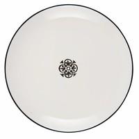 Plate round Casablanca 1570-24