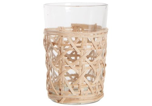 IB LAURSEN Tealight holder seagrass