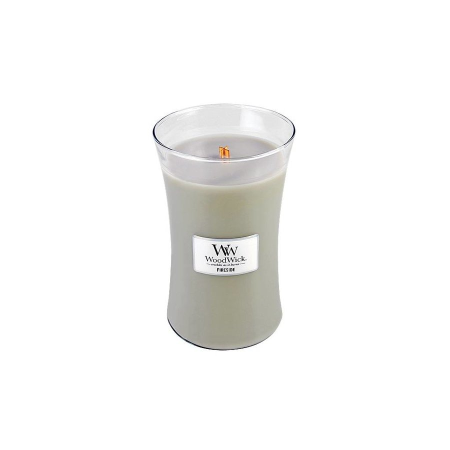 Fireside Large WoodWick Candle-1