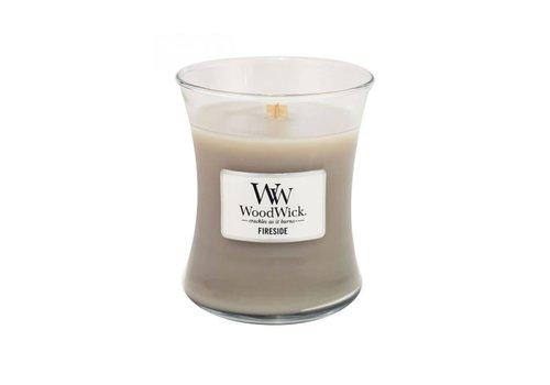 WOODWICK Fireside Medium WoodWick Candle