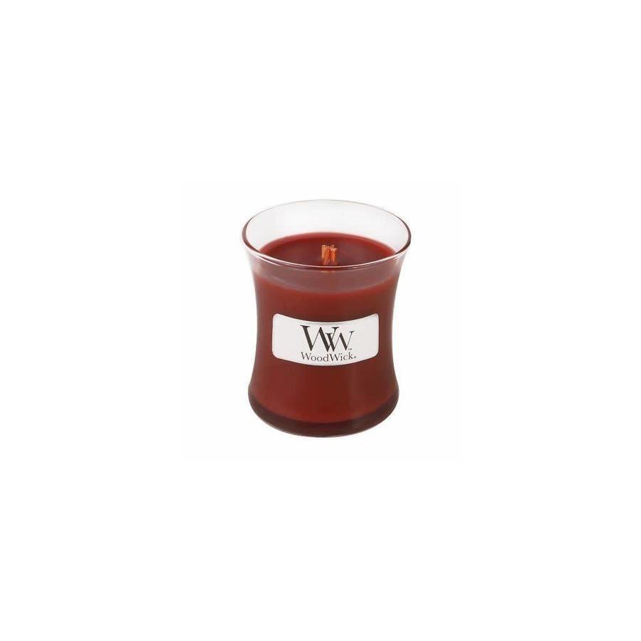 Redwood Medium WoodWick Candle-1