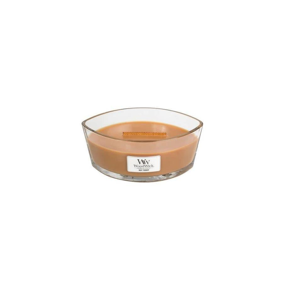 Hot Toddy Ellipse WoodWick HearthWick Candle-1