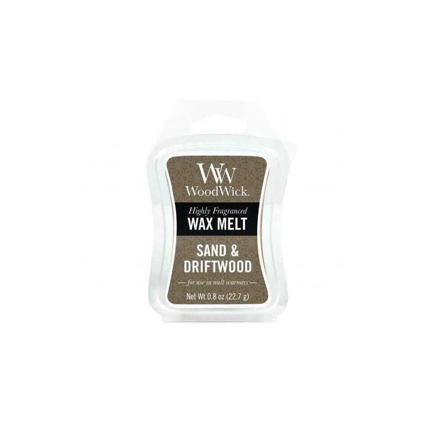 Sand & Driftwood Mini Wax Melt-1