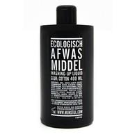 Afwasmiddel parfum cotton 400 ml zwarte fles