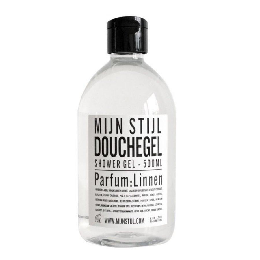 Douchegel parfum linnen 500ml-1