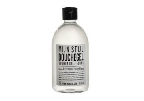 MIJN STIJL Douchegel parfum patchouli 500 ml