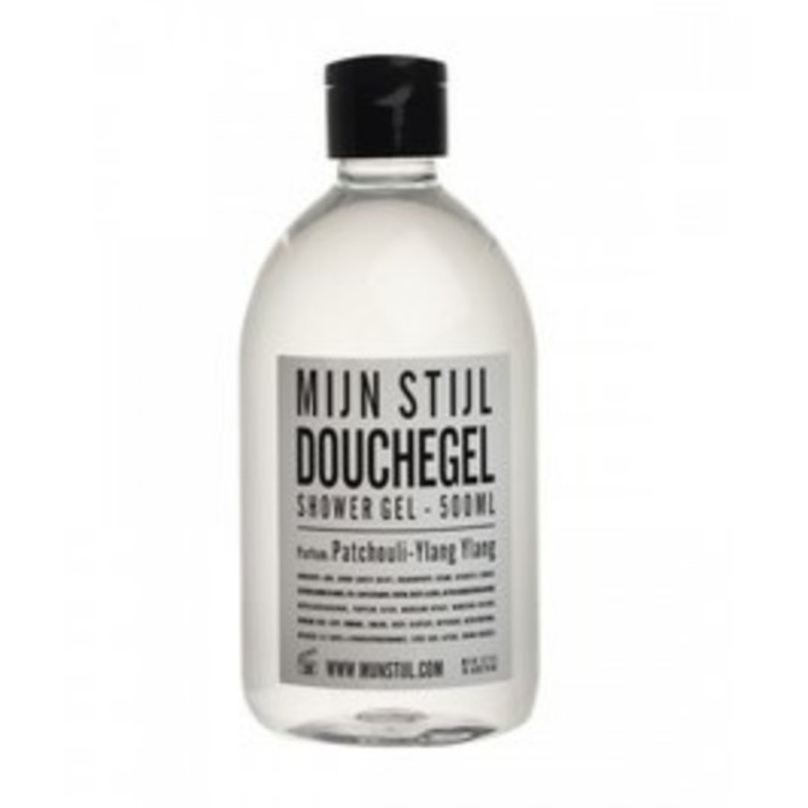 Douchegel parfum patchouli 500 ml-1