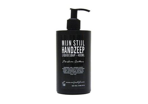 MIJN STIJL Handzeep parfum Cotton 400 ml