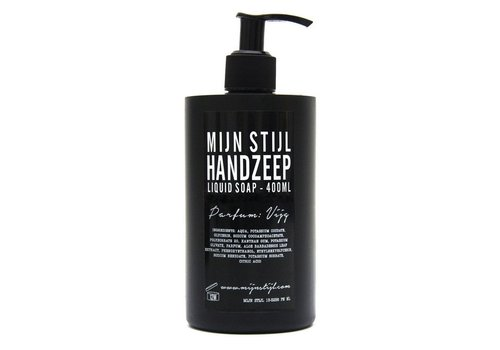 MIJN STIJL Handzeep parfum vijg 400 ml