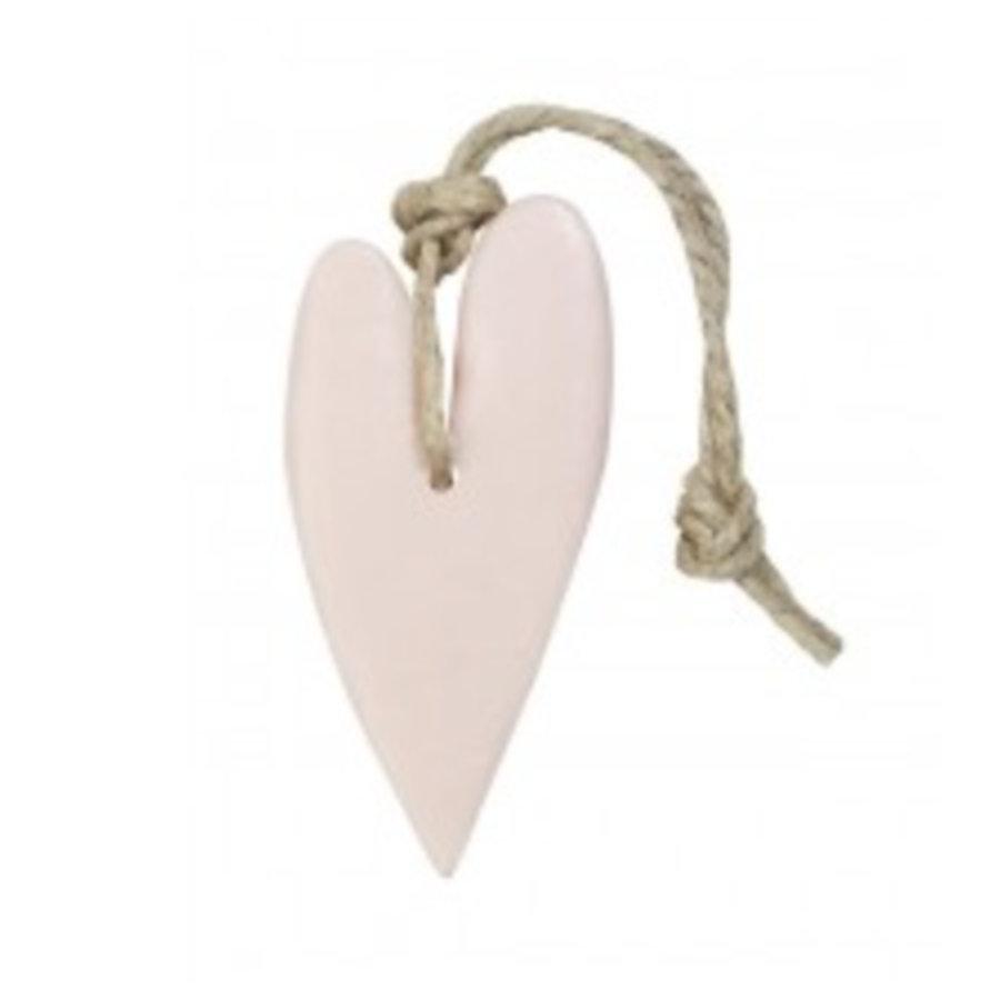 Hart XL licht roze 100 gram parfum mille fleurs-1