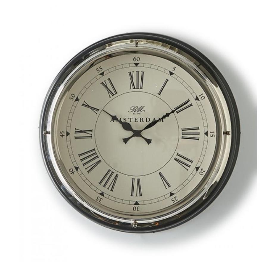 Amsterdam Clock-1