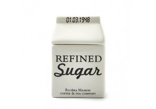 RIVIERA MAISON Carton Jar Sugar
