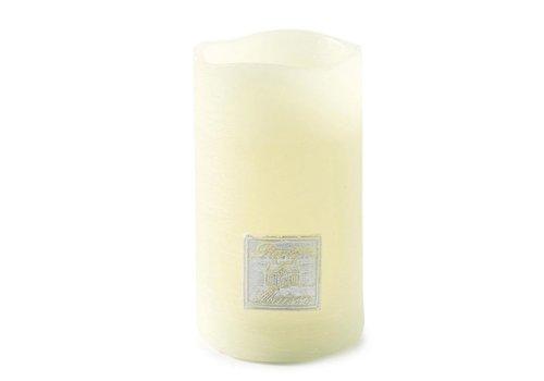 RIVIERA MAISON Classic LED Candle off-white 12,5 x 7,5