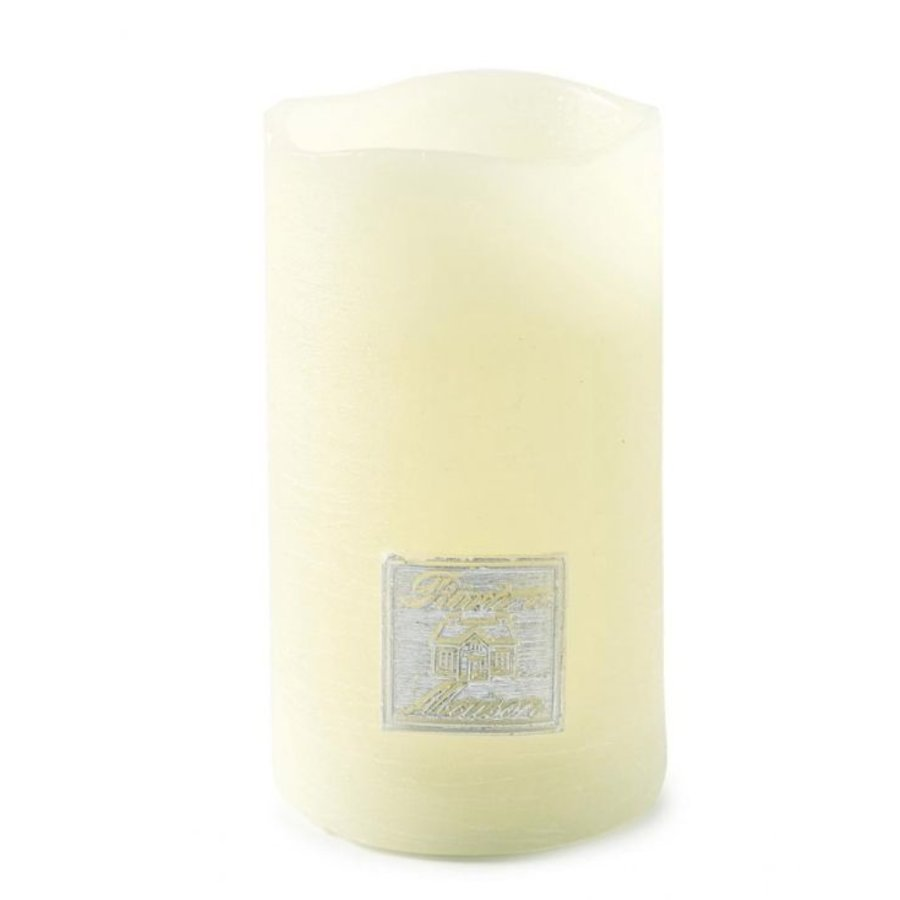 Classic LED Candle off-white 12,5 x 7,5-1