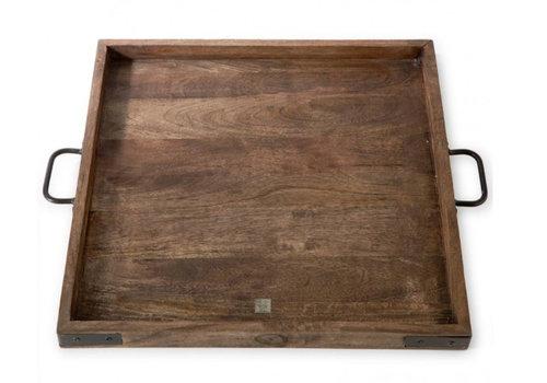 RIVIERA MAISON Rossford tray square 50x50
