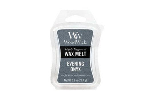 WOODWICK Evening Onyx Mini Wax Melt