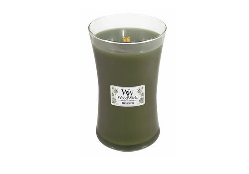 WOODWICK Frasier Fir Large WoodWick Candle